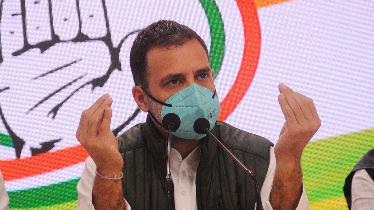 Leaking national secret to journalist is a criminal act: Rahul