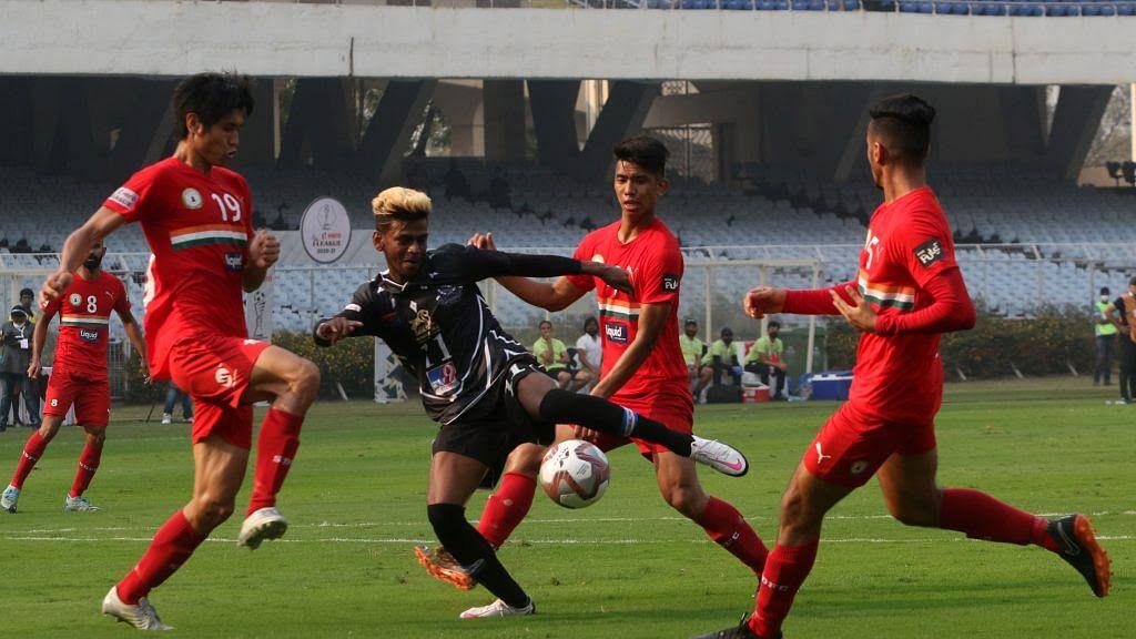 Football: Mohammedan start Hero I-League season with a win