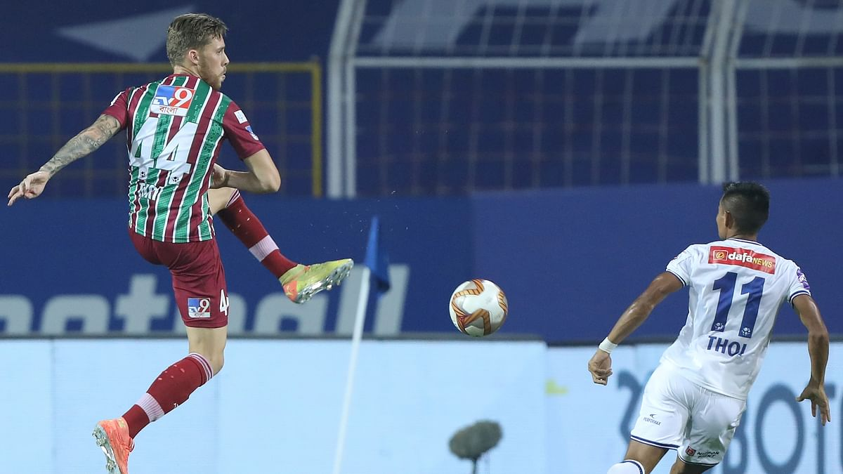 Yet another last-gasp win for ATK Mohun Bagan as Williams breaks Chennaiyin hearts