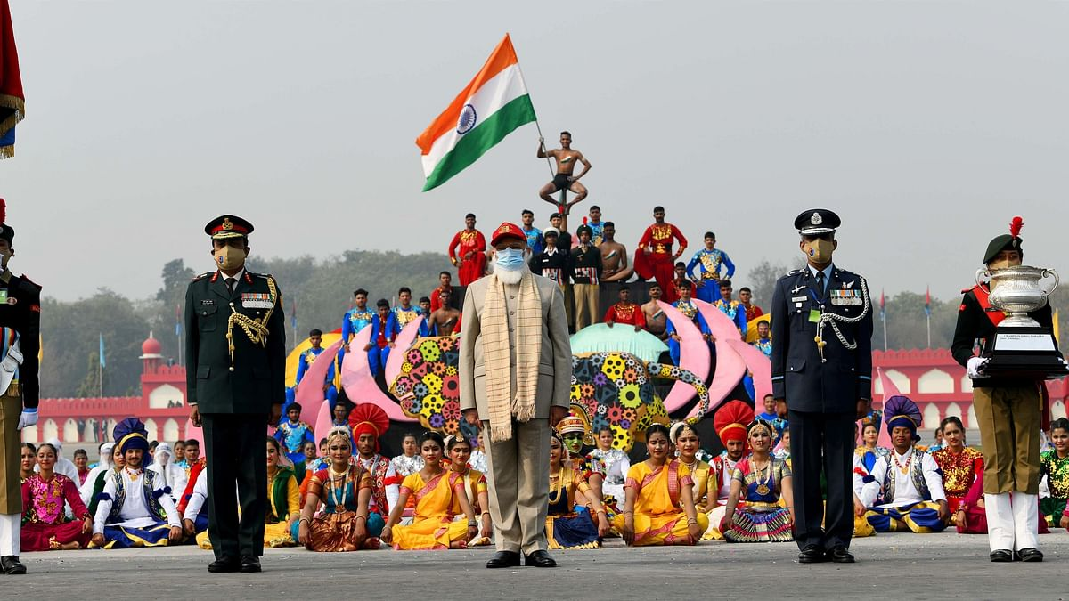 NCC has major role to play in instilling sense of discipline in social life, says Modi
