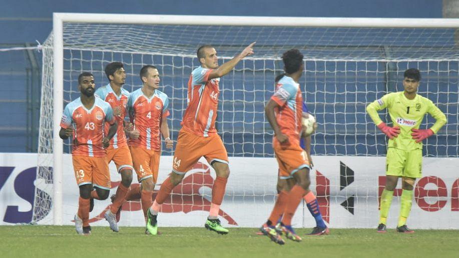 Football I-League: Chennai City beat Indian Arrows