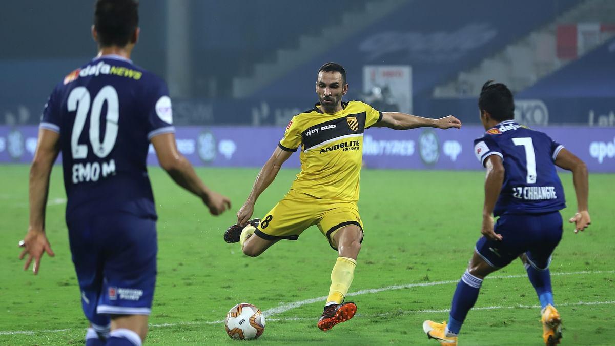 Football ISL: Dominating Hyderabad trounce Chennaiyin 4-1