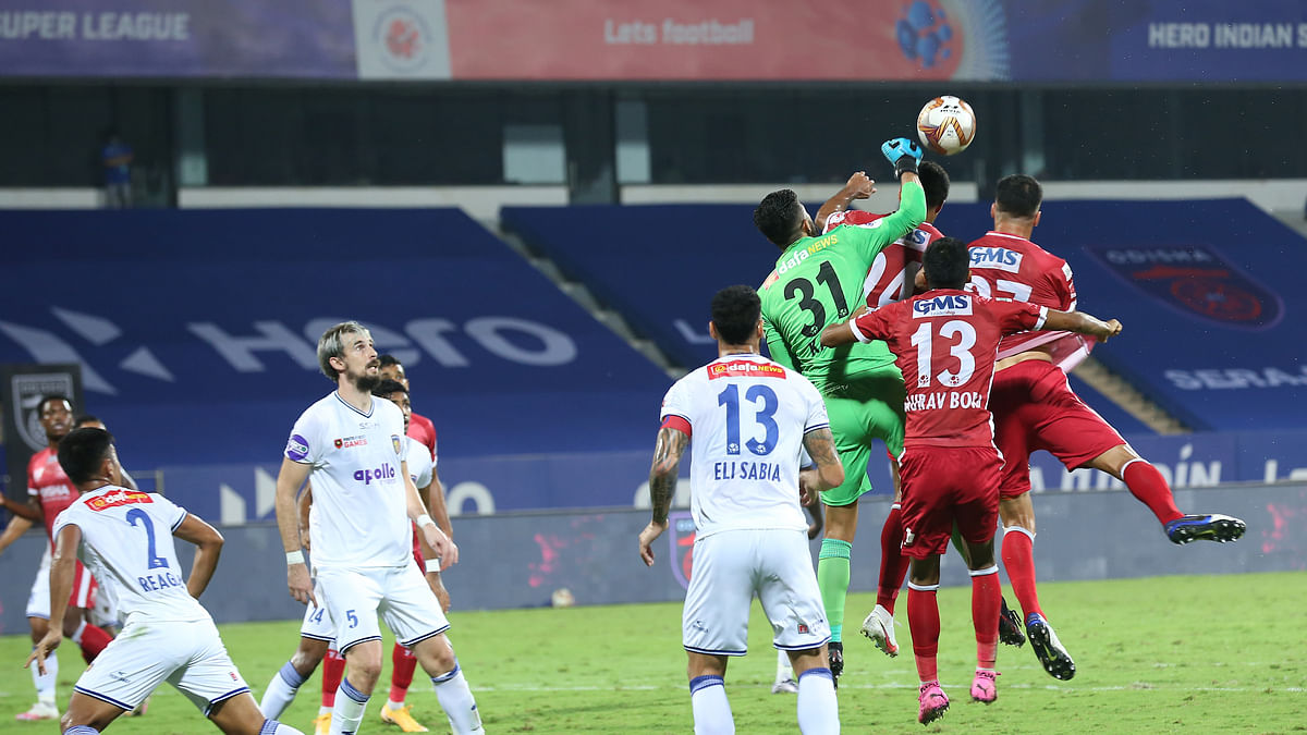 Chennaiyin inches closer to top 4 with Esmael's defining double against Odisha