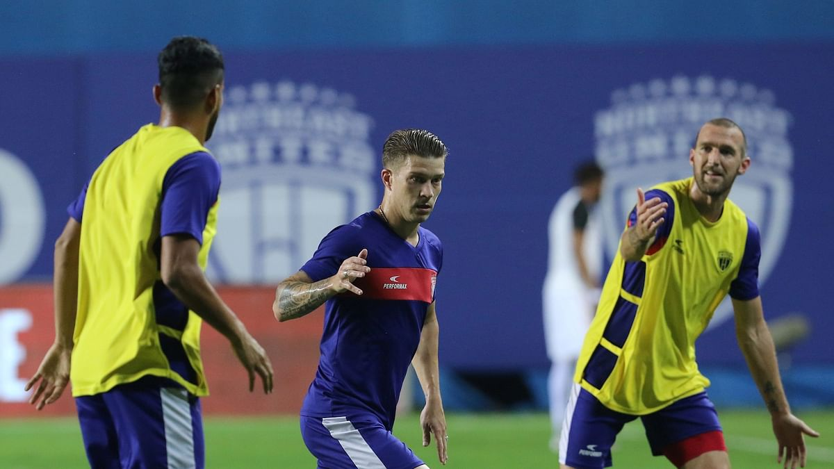 Football ISL: Strugglers Jamshedpur, NorthEast United to battle it out for survival