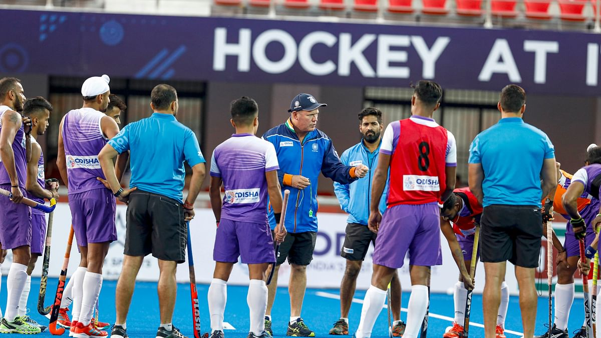 India a strong contender for podium finish in Hockey in Tokyo:  Olympian Tushar Khandker