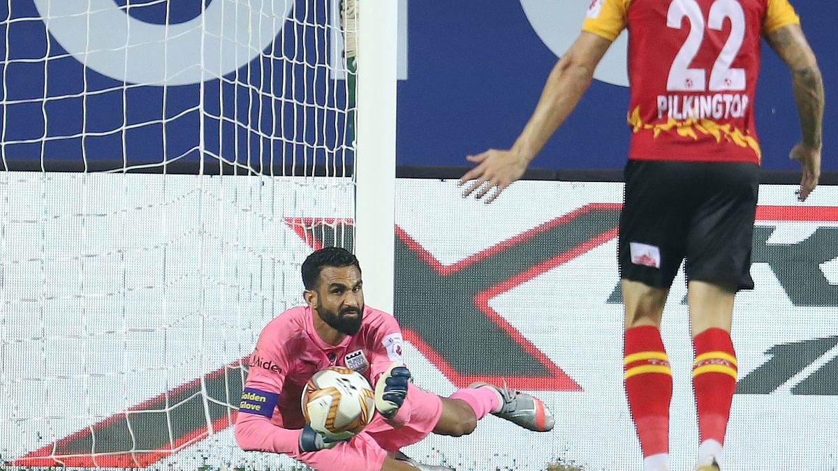 Football ISL: Mumbai overpower spirited East Bengal 1-0
