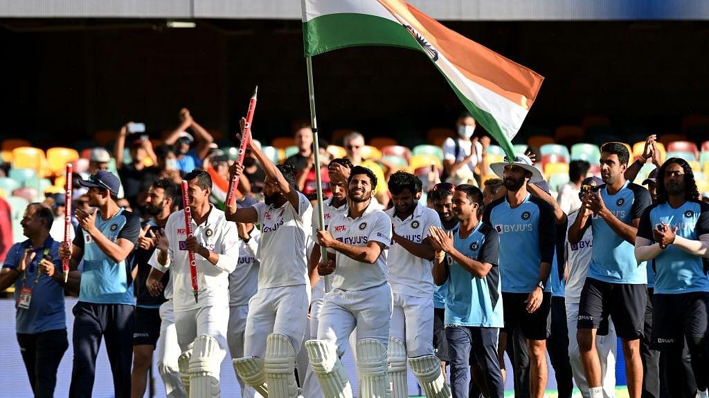 India conquer Gabba fortress, clinch Border-Gavaskar Trophy
