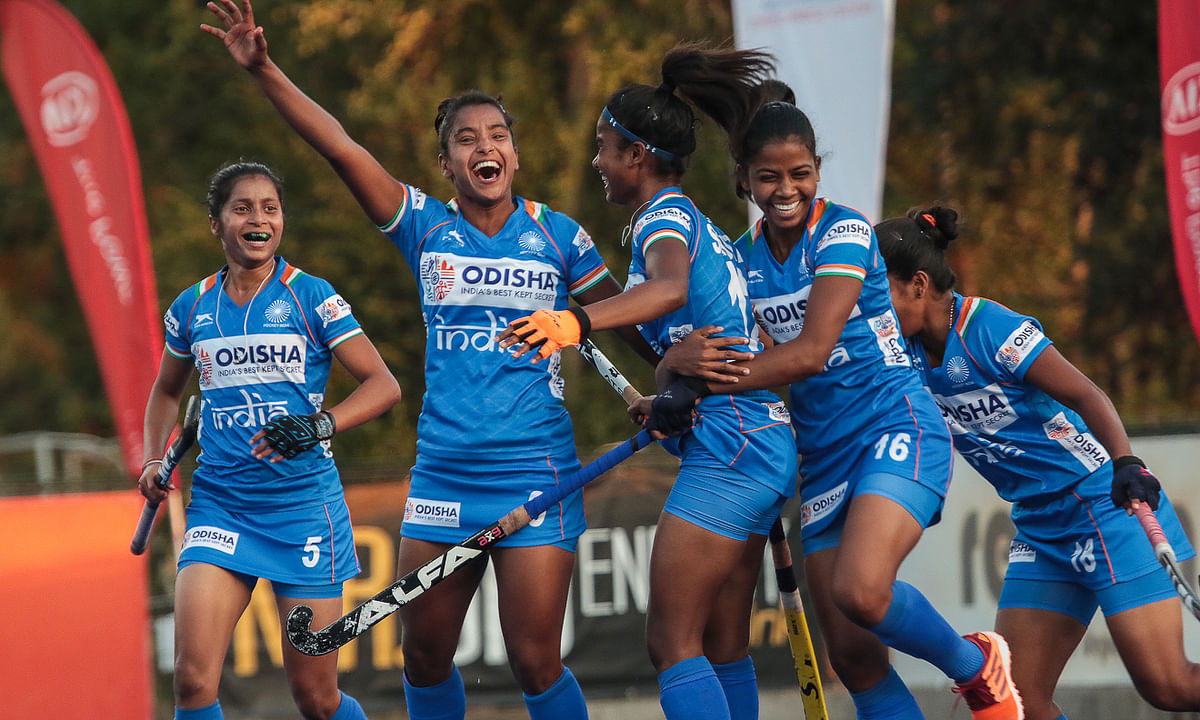 Hockey Jr Women: Tour of Chile was a good experience for the players