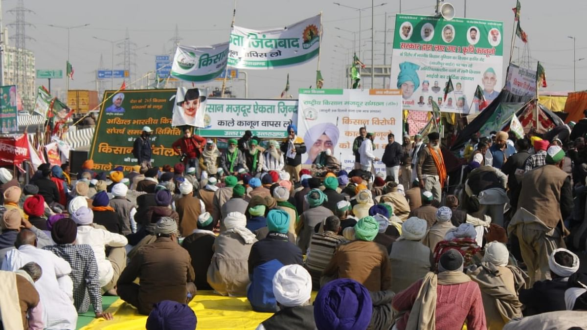 Farmer from Baghpat dies at Ghazipur protest site on Delhi-UP border