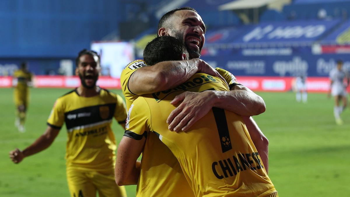 Football ISL: Hyderabad beat Chennaiyin, climb to third place
