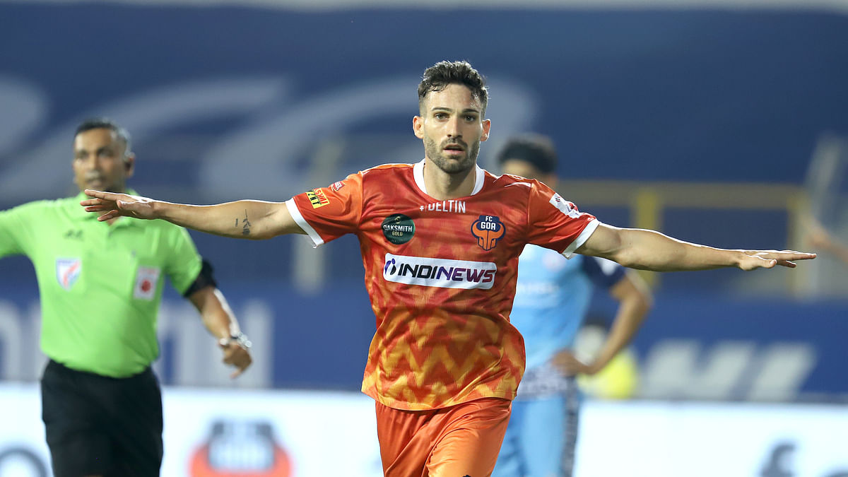Football ISL: Goa beat Jamshedpur 3-0, jumps to third on the table