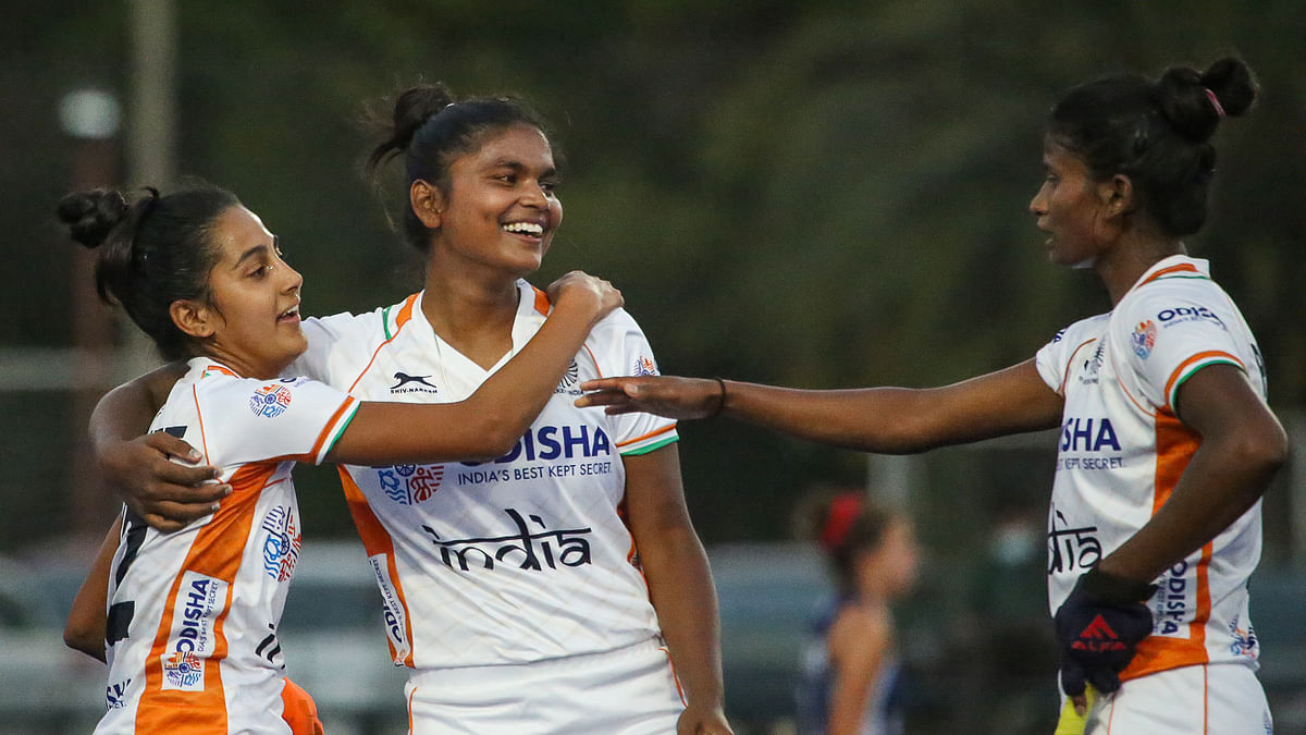 Hockey Women: India (Junior) outplay Chile Senior Team 2-0