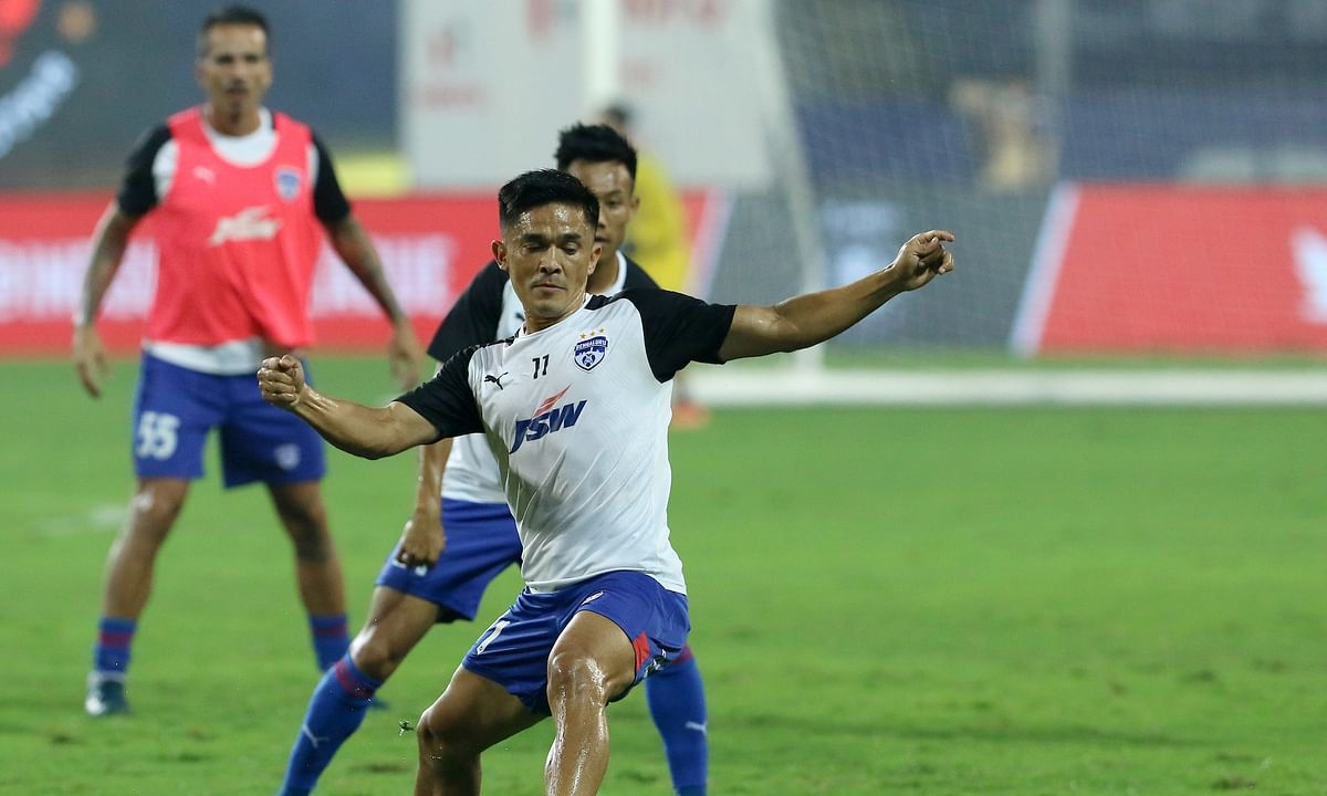 Bengaluru FC are slowly trying to find their former selves in a short unbeaten run as they take on ATK Mohun Bagan in the Indian Super League, at Fatorda, Goa on February 9, 2021.