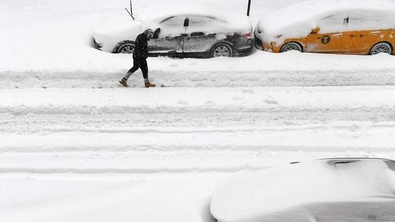 US: 2.5 million in Texas without power due to winter storm