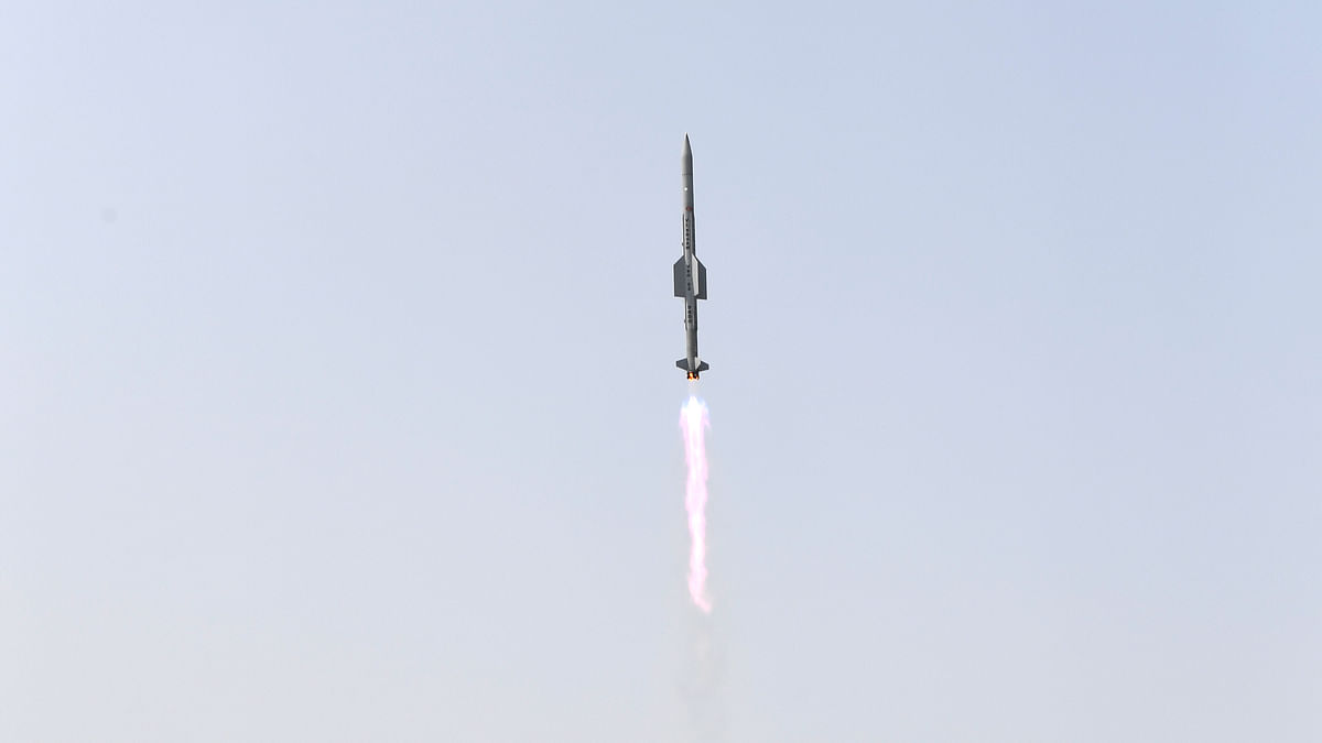 DRDO conducts two successful launches of Vertical Launch Short Range Surface to Air Missiles