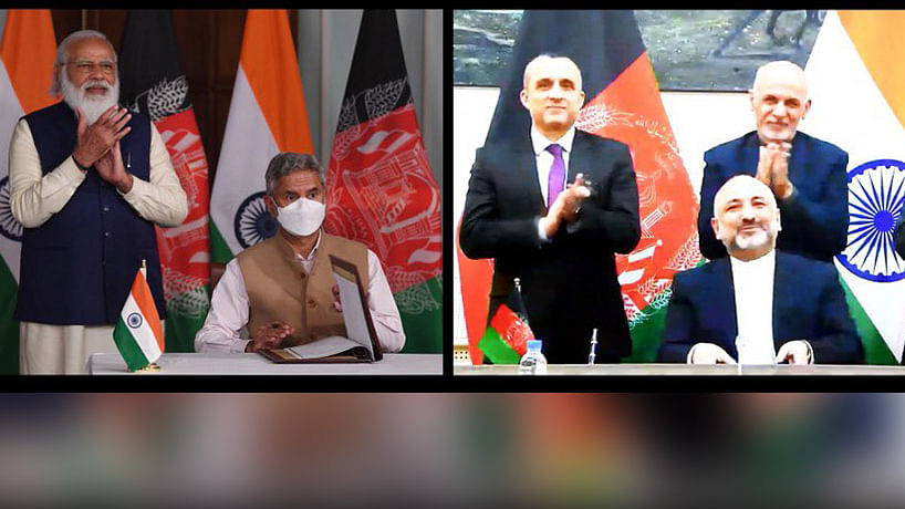 India signs MoU for construction of the Lalandar (Shatoot) Dam in Afghanistan
