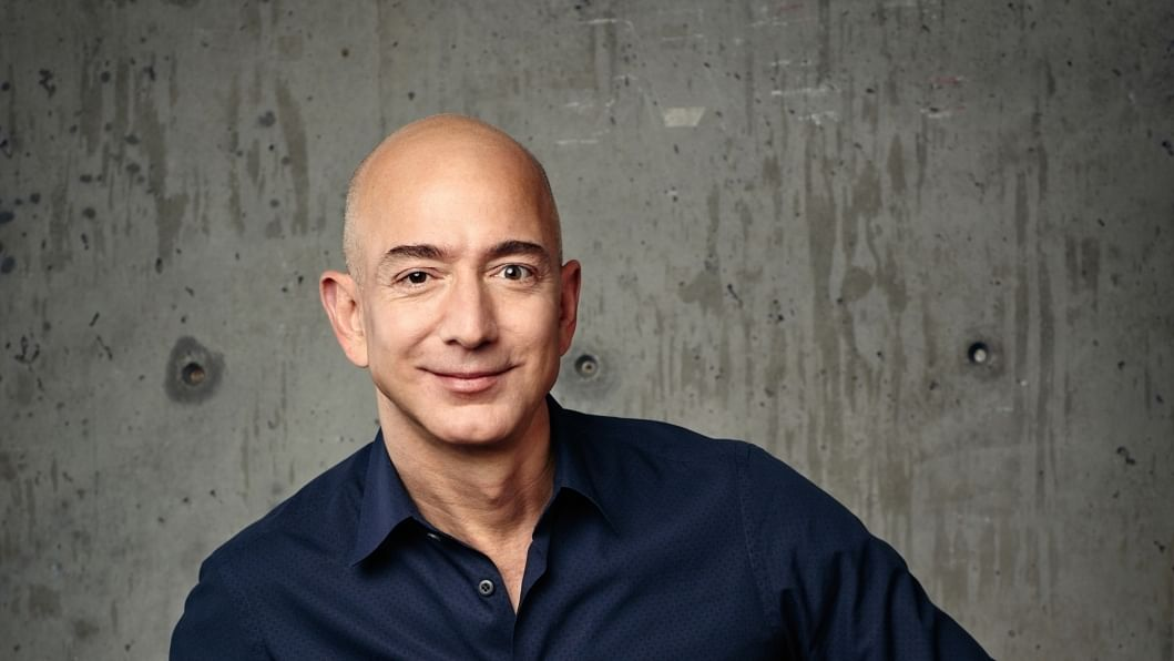 Amazon founder Bezos to step down as CEO of technology empire