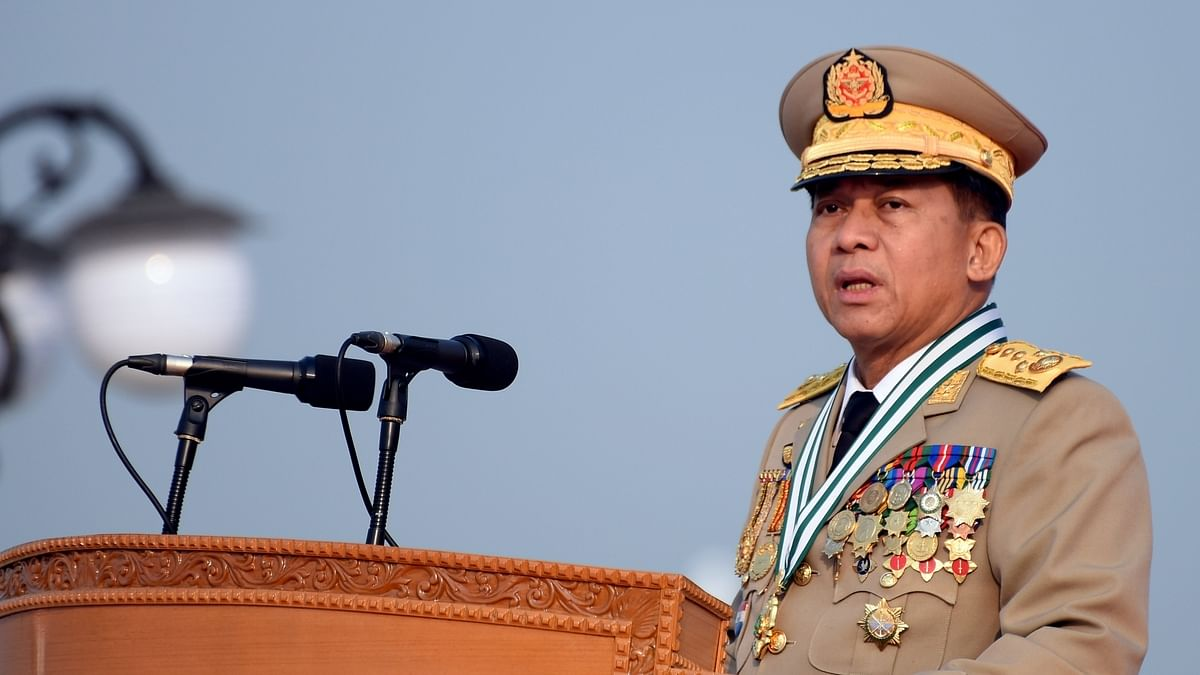 Myanmar to have friendly ties with all countries: Defence chief
