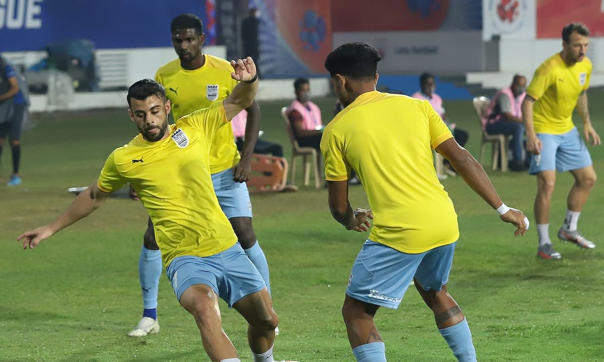 Hugo Boumous of Mumbai City FC will have his eyes on spoiling the party for his former employers, Goa FC, when the two teams clash in the Indian Super League at Bambolim in Goa on February 8, 2021.