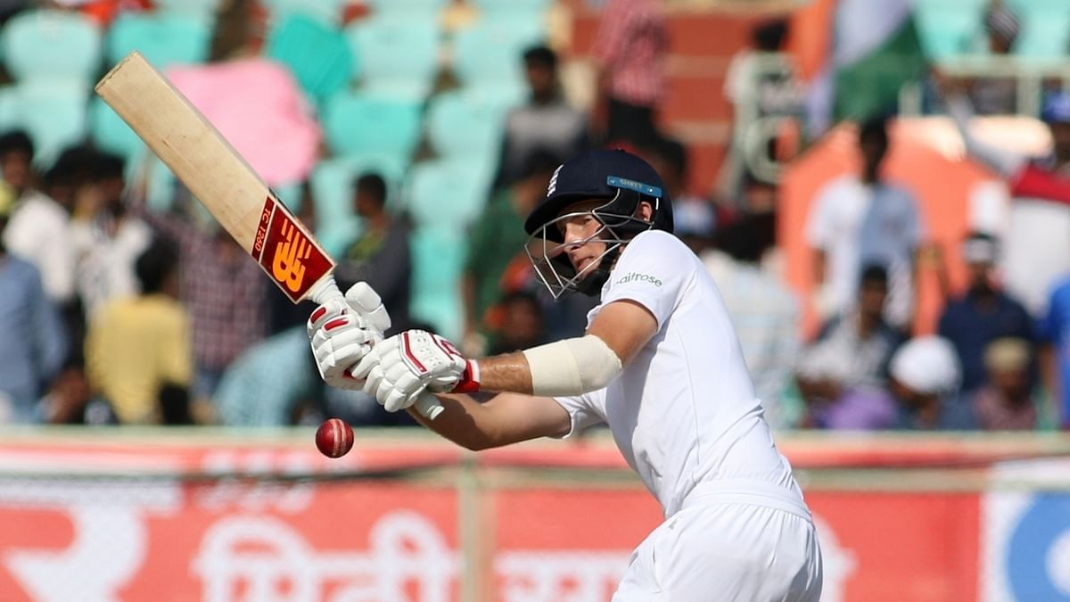 1st Test: Root scores 3rd consecutive ton, England take upper hand