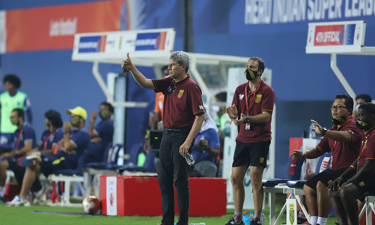 Manuel Marquez's Hyderabad FC will probably face their toughest challenge when they meet league leaders ATK Mohun Bagan in the Indian Super League,  at Vasco da Gama on February 22, 2021.