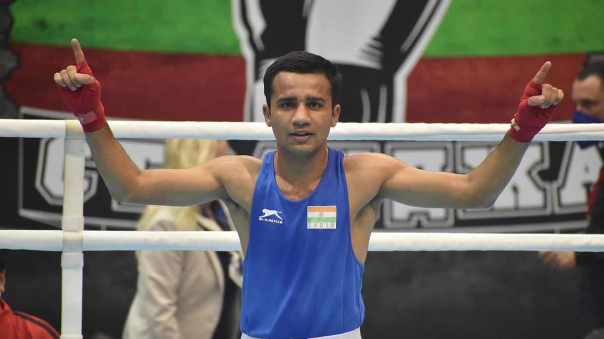 Boxing: Deepak stuns Olympic champion to enter final at Strandja Memorial Tournament