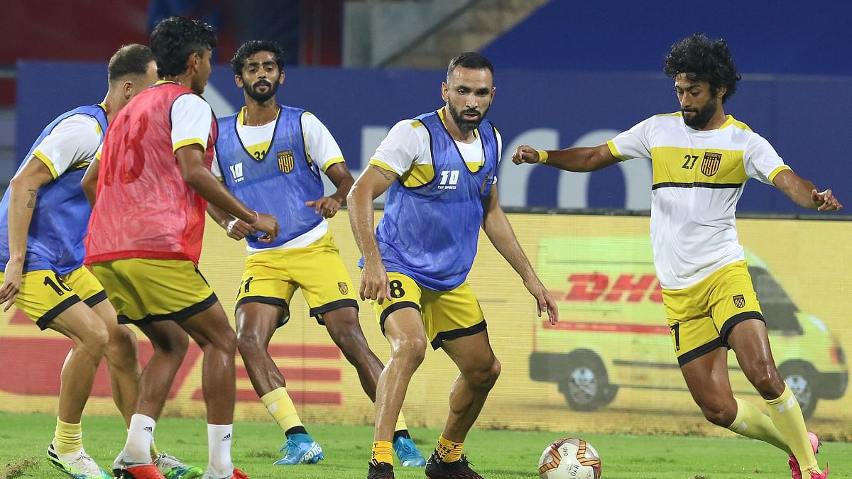 Football ISL: Goa and Hyderabad to fight it out for the final playoff berth