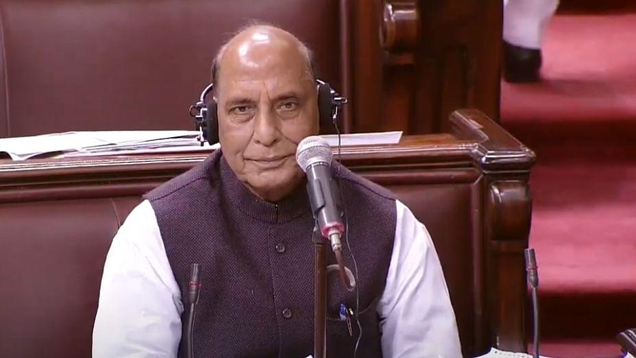 Rajnath to make statement on Ladakh situation in Parliament