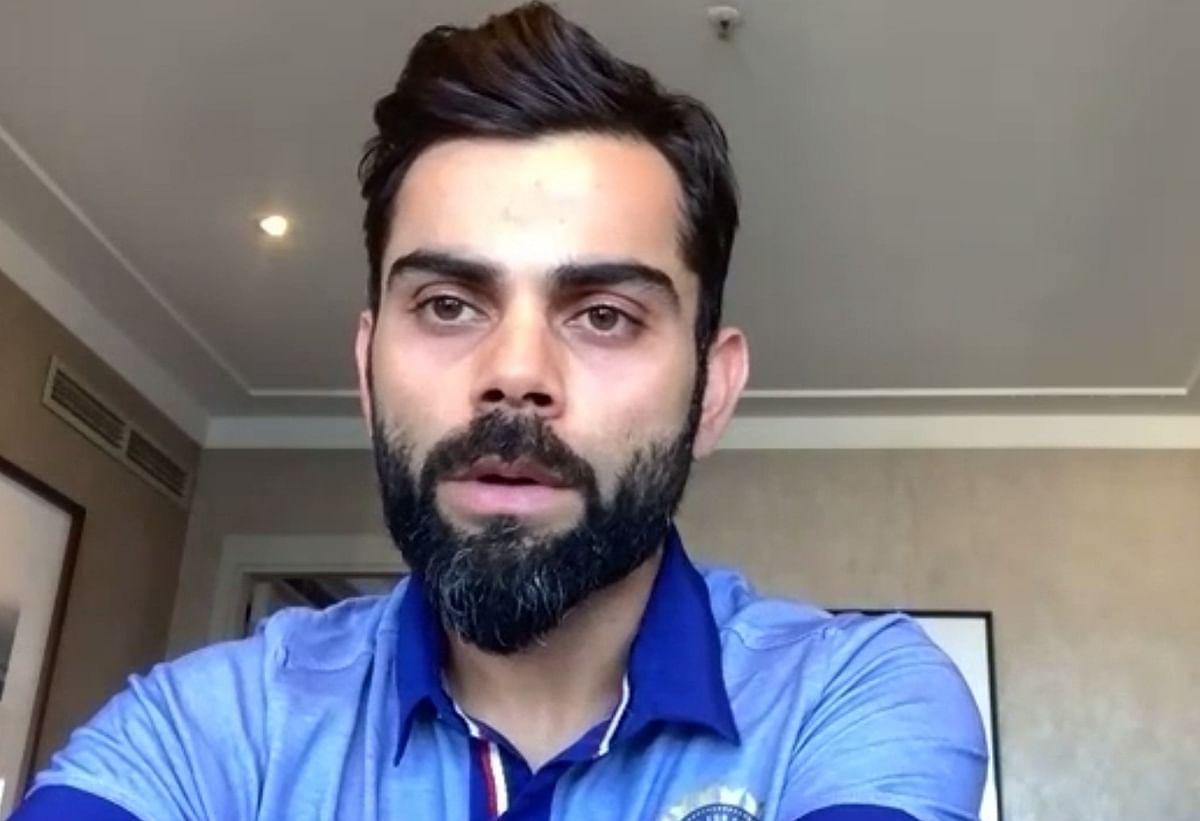 Professional help needed: Kohli on mental health in cricket