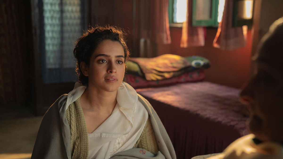 Sanya Malhotra-starrer Pagglait to release on Netflix on March 26