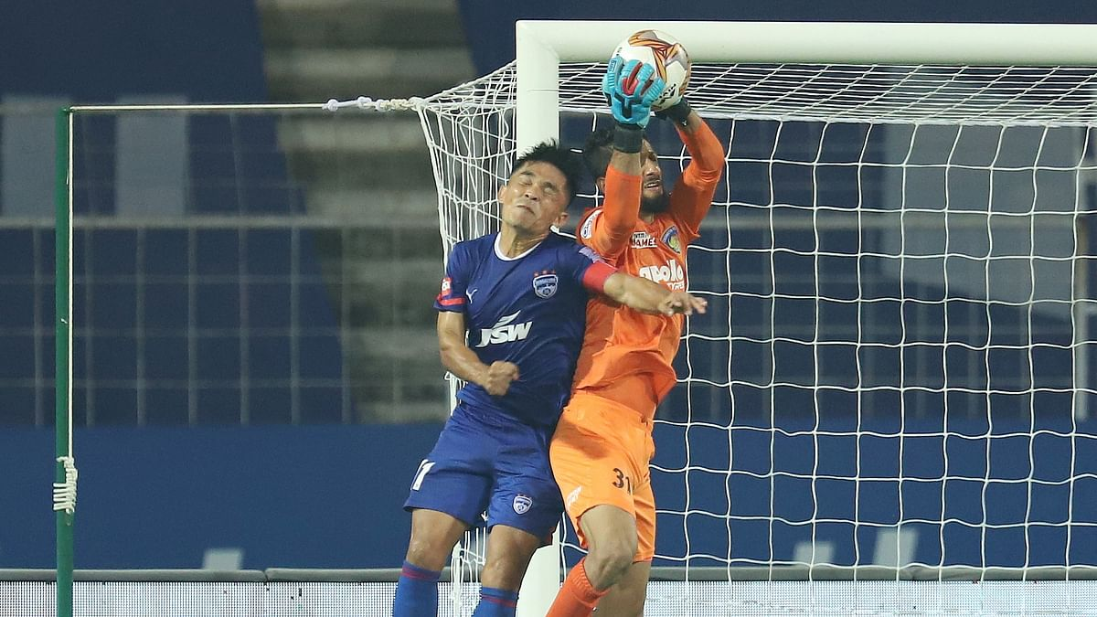 ISL: Bengaluru ride their luck to frustrate Chennaiyin with a goalless draw
