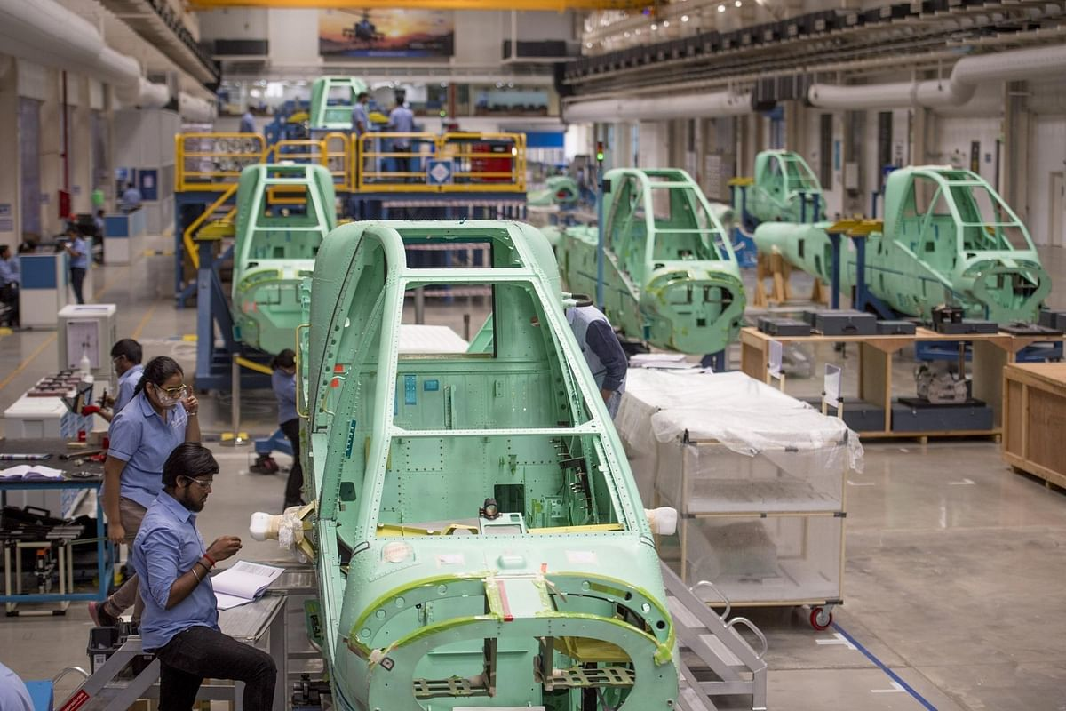 Favourable base effect lifts India's December industrial production