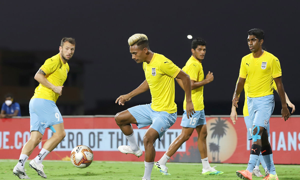 Mumbai City FC need all three points against ATK Mohun Bagan to ensure the club's first piece of silverware when the two sides clash in the final league match of the Indian Super League at Bambolim, Goa on February 28, 2021.