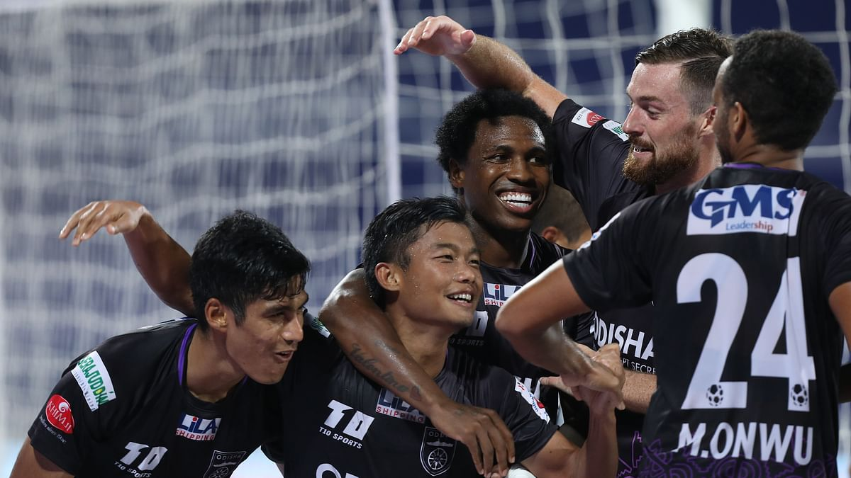 ISL: Odisha down East Bengal in 11-goal thriller