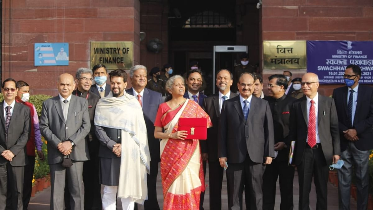 India's first Budget amid Covid-19 pandemic to be presented on Monday