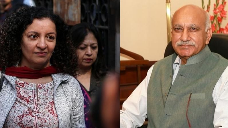 #MeToo: M J Akbar challenges Priya Ramani's acquittal