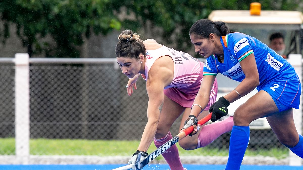Hockey Women: Tour to Argentina has helped in preparations for Olympics, says defender Gurjit Kaur