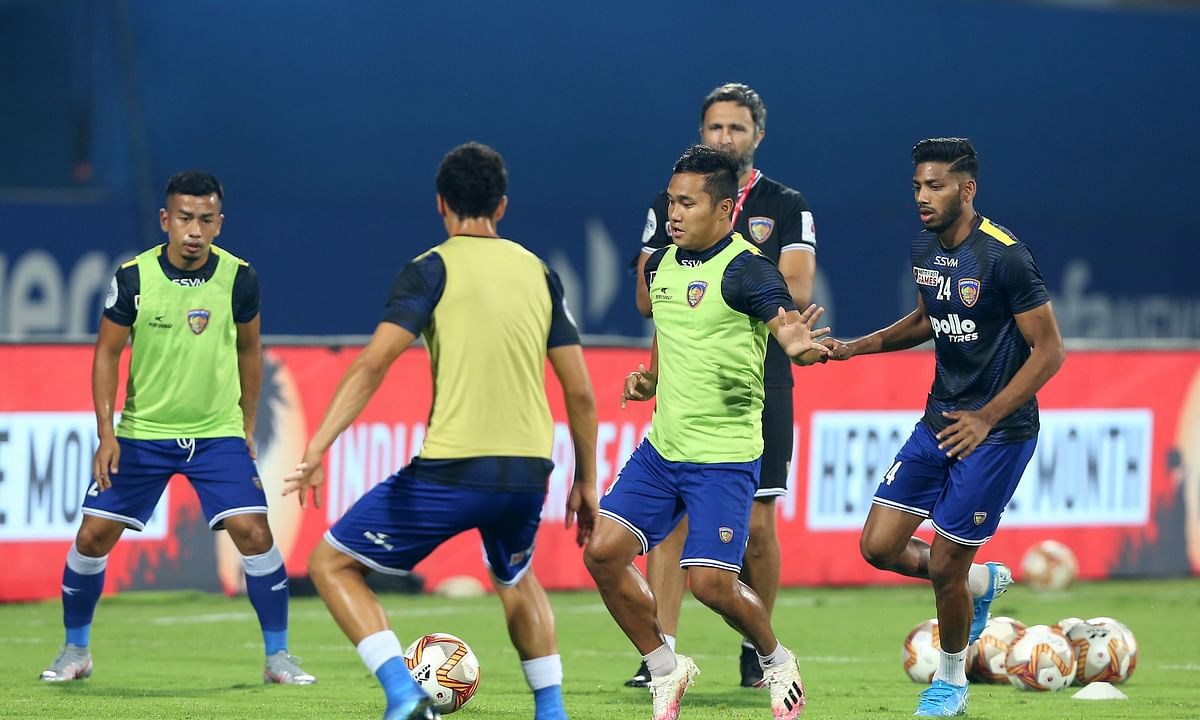 Chennaiyin players would want to win all three points for the club and its fans when they  play against Kerala Blasters at Bambolim, Goa on February 21, 2021.