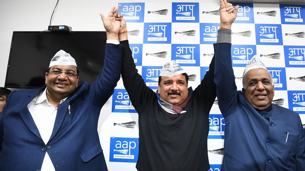 Three AAP members named by Chair for causing disruption
