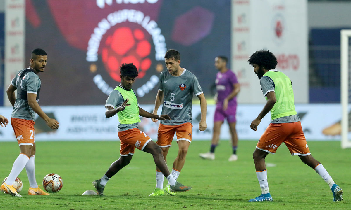 Anything less than a win could see FC Goa lose their top 4 place when they meet Bengaluru in the Indian Super League at Fatorda, Goa on February 21, 2021.