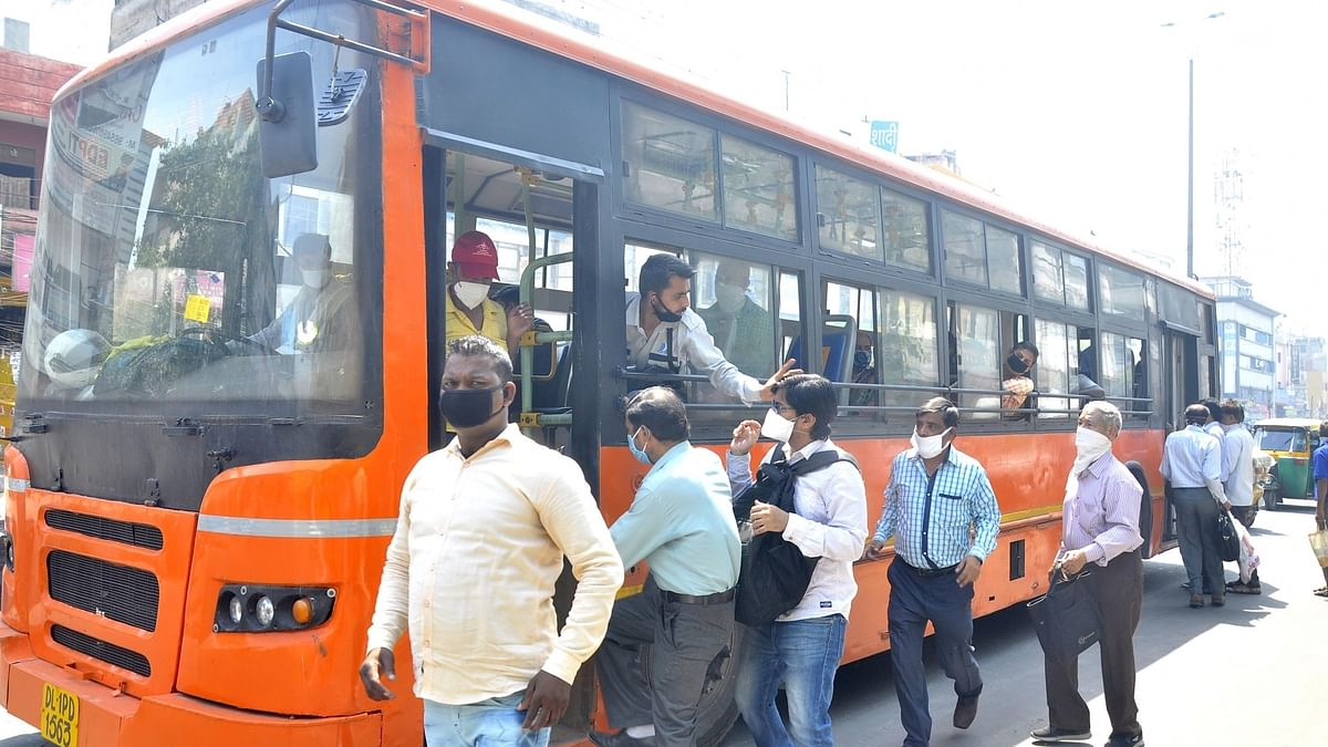 Withdraw DTC buses given to police, orders Delhi transport department