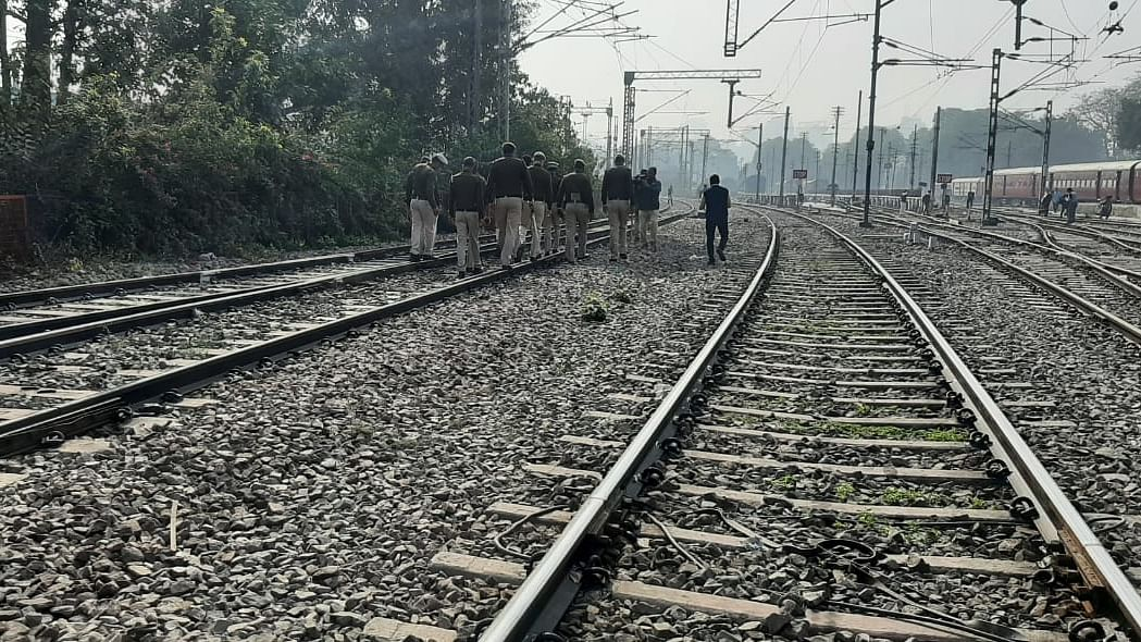 Rail blockade by farmers: Railways tighten security, deploy additional forces