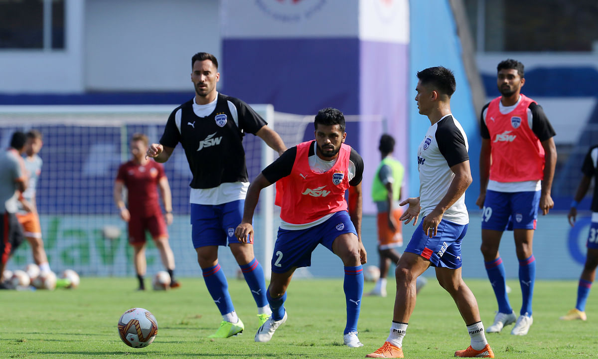 With AFC Cup in mind, Bengaluru FC will hope to build momentum against Jamshedpur FC when they meet in the Indian Super League, at Vasco da Gama in Goa, on February 24, 2021.