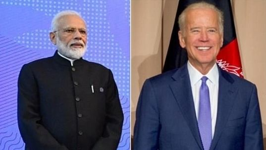Biden assures India of support in fight against Covid, including raw materials for vaccines