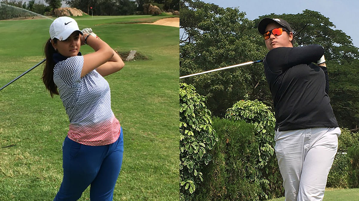 Golf: Seher Atwal cards 65 to lead in 3rd leg of Hero WPGT