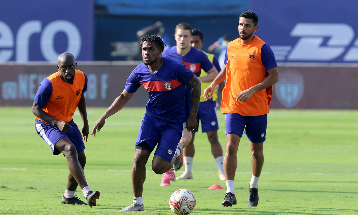 NorthEast United FC will want to crawl back into top four comforts with a win against FC Chennaiyin when the two sides meet in the Indian Super League at Bambolim, Goa on February 18, 2021.