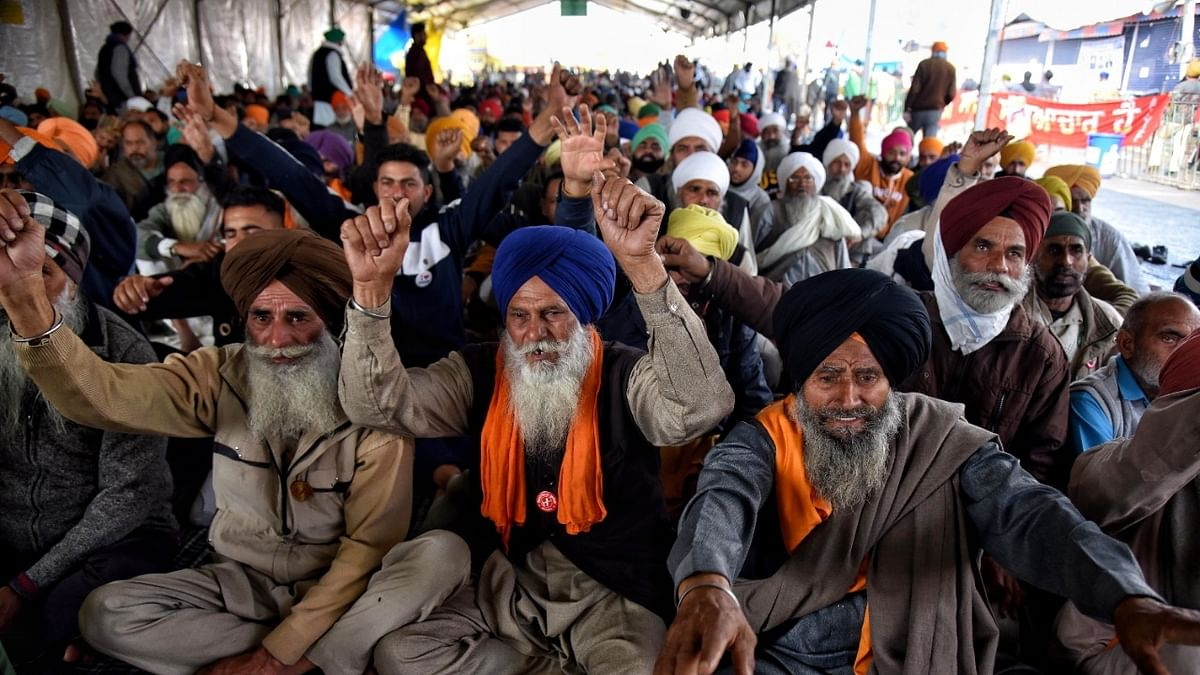 Farmers demand independent judicial inquiry on January 26 incident