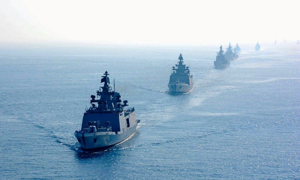 Ongoing TROPEX 21, Indian Navy's largest war game, to conclude in February third week