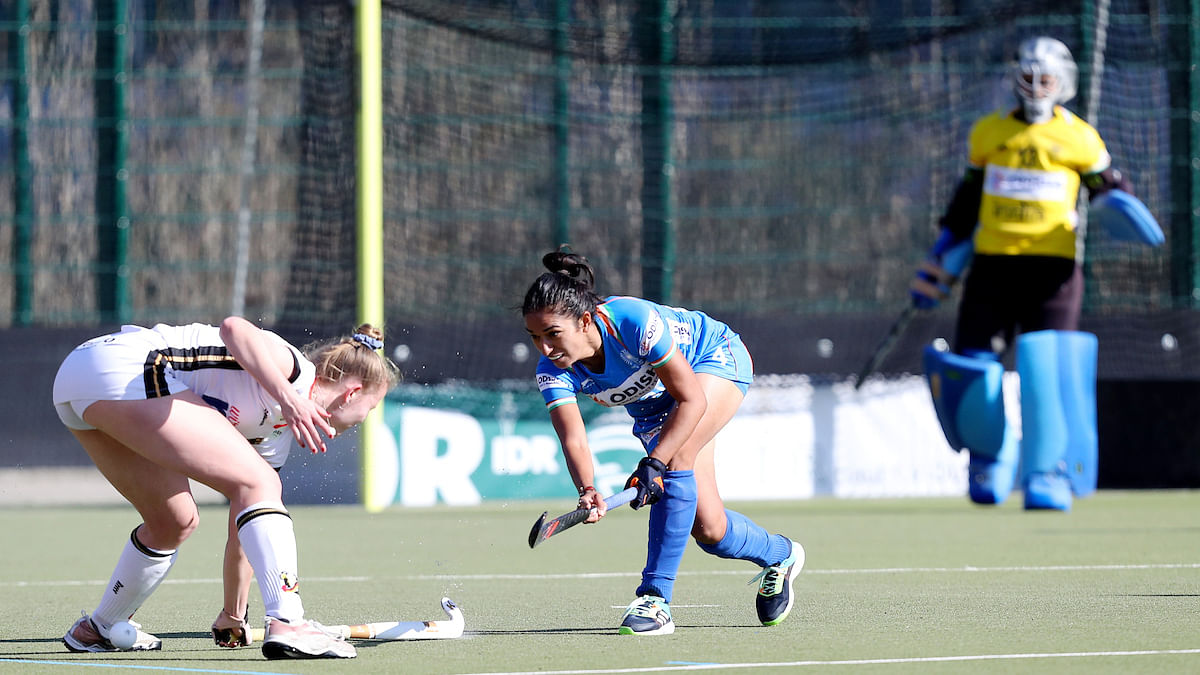 Hockey: India Women suffer second successive defeat, lose 0-1 to Germany