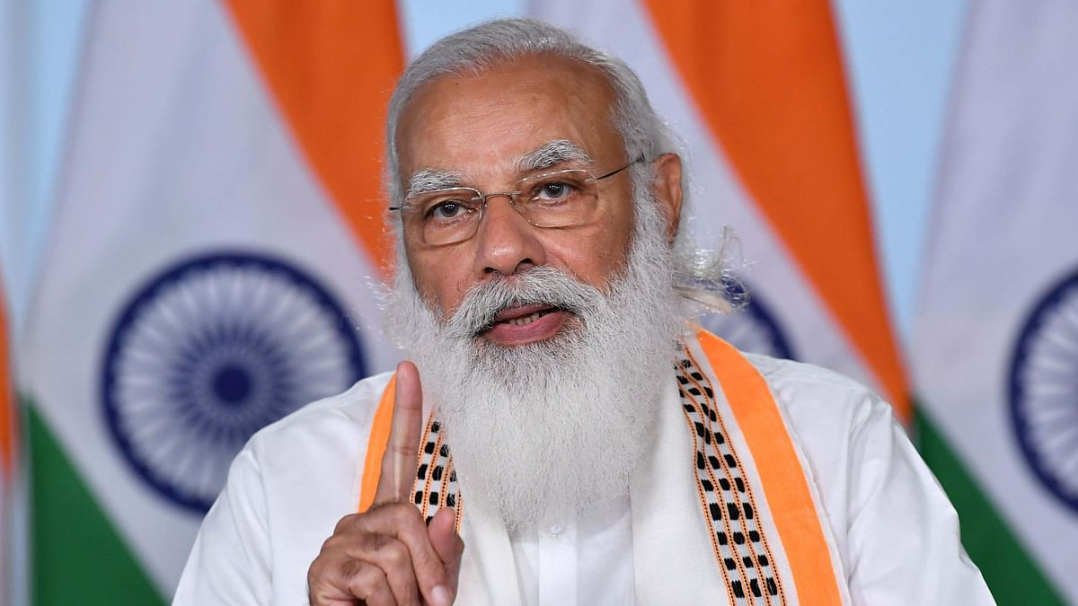 Modi calls for steps to bring out hidden potential of Indian toy industry